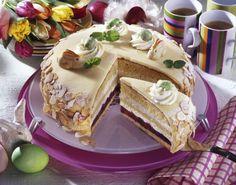 Unser beliebtes Rezept für Lübecker Kirsch-Marzipan-Torte und mehr als 55.000 weitere kostenlose Rezepte auf LECKER.de.