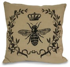 Royal Bee Pillow - $24.99 »