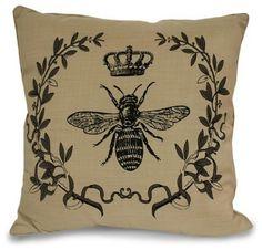 Royal Bee Pillow - $24.99»