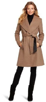 ShopStyle: Larry LevineWomen's Luxuriously Soft Belted Wool Coat  http://shpst.ly/us373064239?pid=uid9225-8794315-73