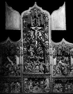 Pentaptych with Passion of Christ by workshop Jan de Molder, ca. 1520, Church of the Assumption in Żukowo. #pentaptych #passionofchrist #jandemolder #assumption #zukowo #artinpl #renaissancealtar #gothicaltar #16thcenturysculpture #1520s #1520 #renaissenceart #netherlandishart 16th Century, Renaissance, City Photo, Christ, Workshop, Sculpture, Passion, Art, Art Background