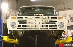 Chassis Swap 1966 Ford Pickup and 2007 Ford Crown Victoria Cop Car Ford Police, Police Cars, Engine Swap, Car Engine, 1966 Ford F100, F100 Truck, Victoria Police, Classic Pickup Trucks, Cool Trucks