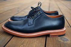 Grant Stone French Calf Derby - Shoe Review