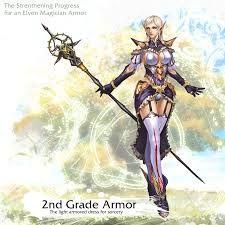 Resultado de imagem para elf armor female