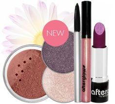 Afterglow Cosmetics - first certified gluten-free makeup #healthysurprise #glutenfree  #vegan