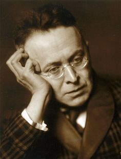 "Karl Kraus, Vienna 1928 -by Trude Fleischmann [Ref.: Wien Museum]  theparisreview:  ""Kraus spent a lot of time reading stuff he hated, so as to be able to hate it with authority.""  Karl Kraus was born on this day in 1874. Read an excerpt from Jonathan Franzen's footnotes from his translation of Kraus's essay ""Against Heine."""