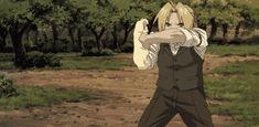 Animation Reference Animation Process, Animation Reference, Mechanical Arm, Character Personality, Anime Fight, Edward Elric, Concept Weapons, Fullmetal Alchemist Brotherhood, Japanese Cartoon