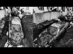 We Solve The Mystery Of How A Ferrari Ended Up Buried In Someone's Yard | Mike Spinelli | Filed to: JALOPNIK ON DRIVE | 8/09/12, 4:00pm | Article @http://jalopnik.com/5933077/we-solved-the-mystery-of-how-a-ferrari-ended-up-buried-in-someones-yard
