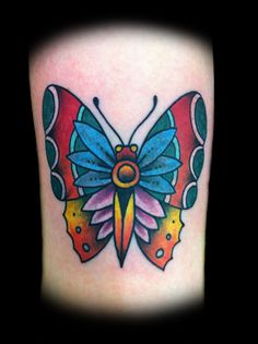 55001b641ab9d Butterfly Tattoos Butterfly Meaning, Rose Tattoos, Traditional Butterfly  Tattoo, Tattoo Designs, Most