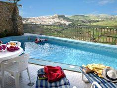 Großartiger Ausblick auf die Landschaft Maltas - Ferienhaus für bis zu 4 Personen in Xaghra, Malta. Objekt-Nr. 2150174