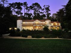 Home on 17-mile Drive