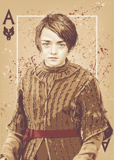 """Princess Arya"" by ratscape.deviantart.com on @DeviantArt #GameofThrones"
