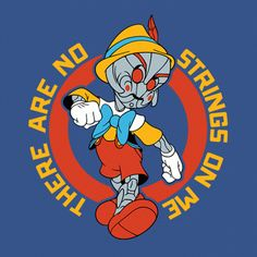 Ultron Pinocchio T-Shirt