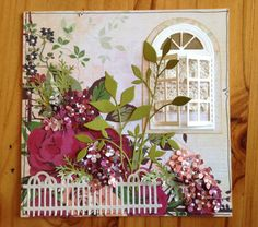 MMTPT277 - flowers for Evelyn by susie australia - Cards and Paper Crafts at Splitcoaststampers