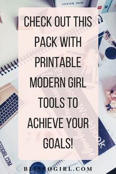 Be the girl you dream of and get motivated with the Blissogirl Hub: A digital place with modern girl tools to achieve your goals, find inspiration and be your best self. You will receive each brand new product I launch for FREE! Achieve Your Goals, Life Organization, Simple Art, Best Self, Printable Wall Art, Languages, Free Printables, Entrepreneur, Messages