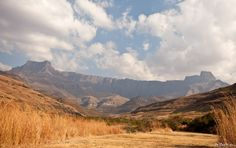The Amphitheater - Drakensberg, South Africa