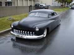 """1950 Mercury. """"If I had money, tell you what I'd do, I'd go downtown and buy a Mercury or two, I'm crazy 'bout a Mercury, crazy 'bout a Mercury, I'm gonna buy me a Mercury and cruise it up and down the road""""."""