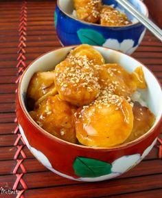 China Food, Chow Mein, Pretzel Bites, Yummy Food, Bread, Desserts, Chinese, Garden, Tailgate Desserts