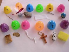 Make Resurrection Eggs To Teach Children About Easter