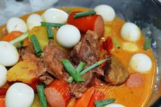 Welcome to Mely's  kitchen...the place of glorious and healthy  foods: Mely's Kitchen Beef Stew