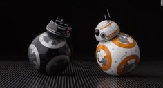 Star Wars Fans Say Hello To The BB-9E Mini Toy DroidEvil Twin Of BB-8