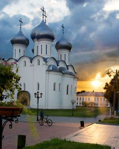 St. Sophia cathedral, Vologda, Russia