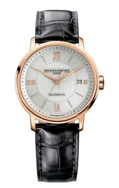 09a98cde790 Discover the Classima 10037 red gold watch with automatic movement