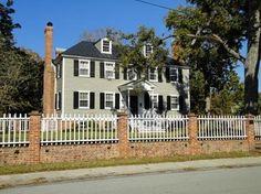 Historic Homes North Carolina | 1767 Historic Home New Bern, North Carolina | New Listings