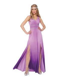 Lilac Goddess Costume | Womens Greek & Roman Costumes  My Favorite