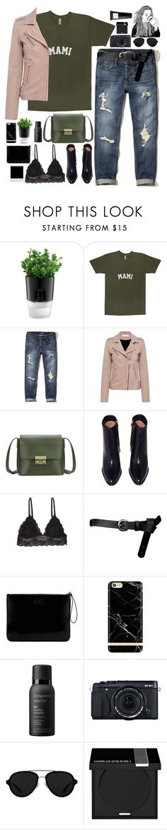 """""""Untitled #2859"""" by wtf-towear ❤ liked on Polyvore featuring Bodum, Hollister Co., IRO, Humble Chic, ASOS, Lulu Guinness, Richmond & Finch, Living Proof, Fujifilm and 3.1 Phillip Lim"""
