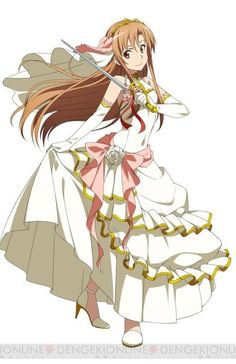 Sword Art Online: Code Register - Lovely Bride #Asuna
