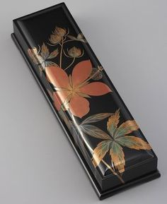 Decorative Boxes : Japanese Laquer Box -Read More – Japanese Screen, Art Decor, Decoration, Art Japonais, Cameo Jewelry, Laque, China Painting, Japanese Prints, Japan Art