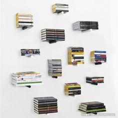 제 꿈중의 하나가 집안에 멋진 서재를 꾸미는 것입니다. 돈지랄(. Creative BookshelvesBookshelf ...