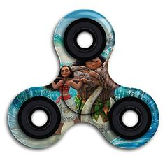 Cheap price Gyroscope Home Moana Movies Animation Beautiful Spinner Fidget Hand Toys Triangle Fingertips Peg-top Toys Toy Game Whipping Top Scopperil Finger Tip For Fun And Stress Reduce on sale