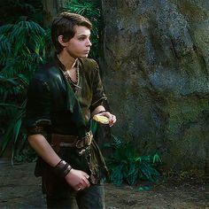 "nice Robbie  excuse me ""Peter Pan"" I remember this scene!!!!"