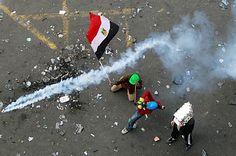 #الثورة_المصرية | شارع #محمد_محمود | نوفمبر 2012