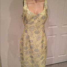 NEWCarmen Mark Valvo Dress Silk Beaten Cocktail Dress. Please view my entire closet. Most of what I have are Brand Name items listed at over 70% OFF its original price. Most of what I offer are Brand New, Never worn Items. Most items that are not new are still in great condition. You will get a great deal on any of the 400 plus items I have listed.  Thank you! Carmen Marc Valvo Dresses Mini
