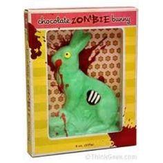 Because it's Jesus zombie day