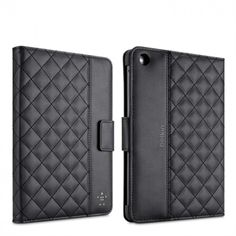 Belkin Quilted Cover with Stand for iPad mini-Black $49.99 at zenwer.com