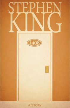 1408 short story by Stephen King ~ check out the audio version too