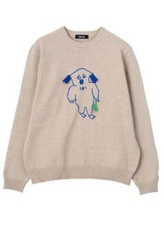 Ne-net Men's koala sweater!