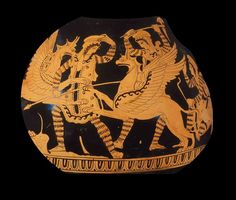 Terracotta pelike (wine jar) - Greek, Attic, ca. 375–350 B.C. The Metropolitan Museum of Art / Accession Number: 06.1021.179