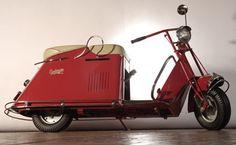 1950 Cushman Motor Scooter.                                                                                                                                                     More