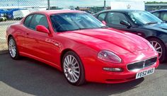 2002 Maserati Coupe GT with 4.2L V8 engine (image by Robert Knight)