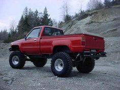 1987 toyota pickup 4x4 accessories