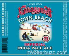 mybeerbuzz.com - Bringing Good Beers & Good People Together...: Narragansett - Town Beach Imperial IPA