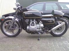 honda goldwing bobber - Google Search