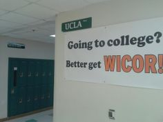 Try naming your halls after universities! Thanks for sharing West Mesquite High School AVID!