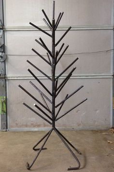frame for wine bottle tree - Google Search