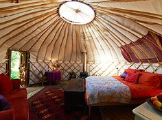 Best Glamping: Has camping got you fed up with mosquito bites and sleepless nights , don't worry, there are more glamorous ways to connect with nature. We've highlighted our favourite glamping resorts where Mother Nature meets comfort.